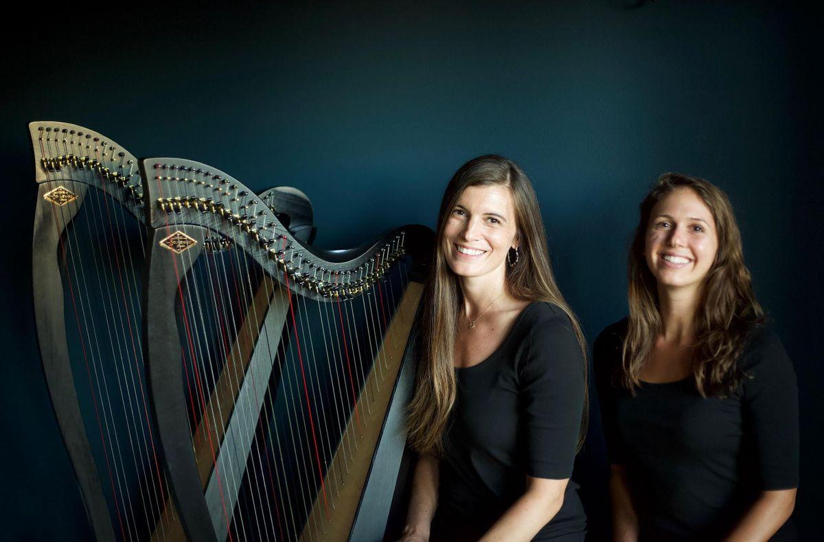 Harp Sound Bath featuring Jessica Gallo, April Mitchell @BALLARD HOMESTEAD