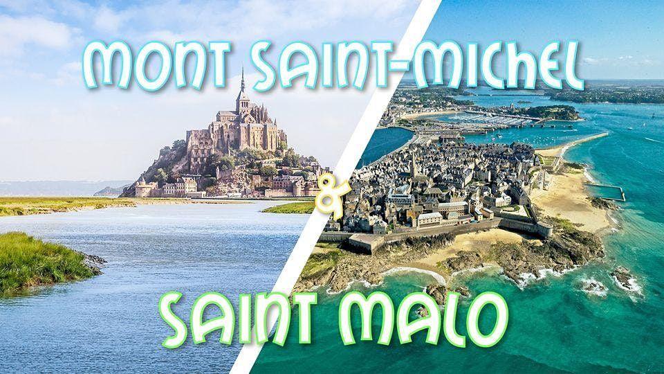 Weekend Mont Saint Michel & Saint Malo | 18-19 septembre