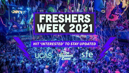 Birmingham Freshers Week 2021