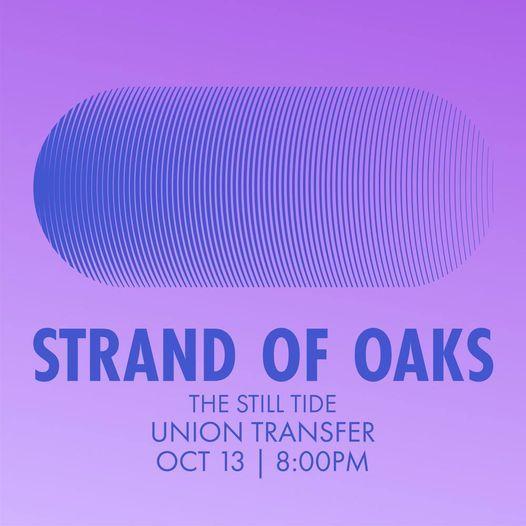 Strand Of Oaks at Union Transfer - Philadelphia 10\/13