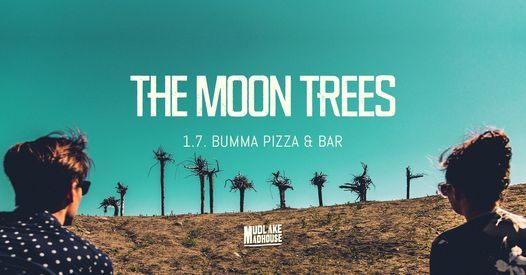 The Moon Trees   Bumma Pizza & Bar