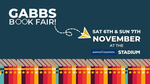 Postponed to March - GABBS Book Fair 2021