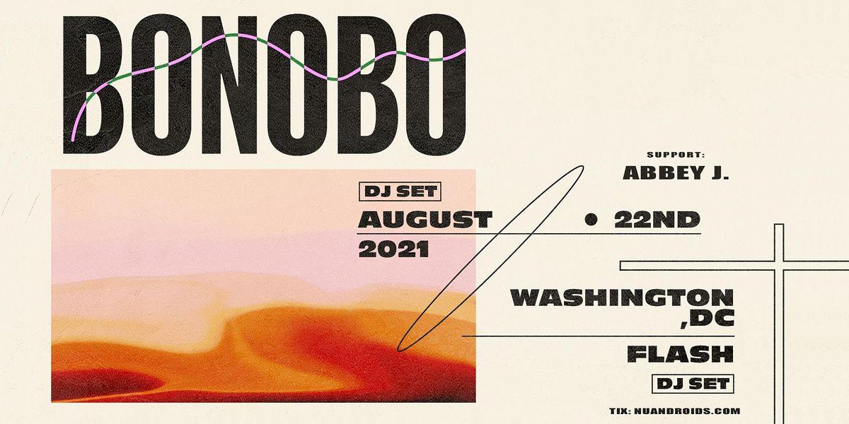 Bonobo DJ Set (21+)