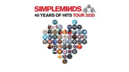 SM40: UK & European Tour 2021 - Amsterdam, Netherlands