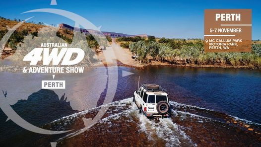 2021 Perth 4WD and Adventure Show