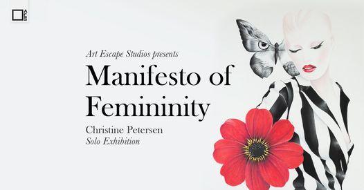 "Christine Petersen presents ""Manifesto of Femininity"""