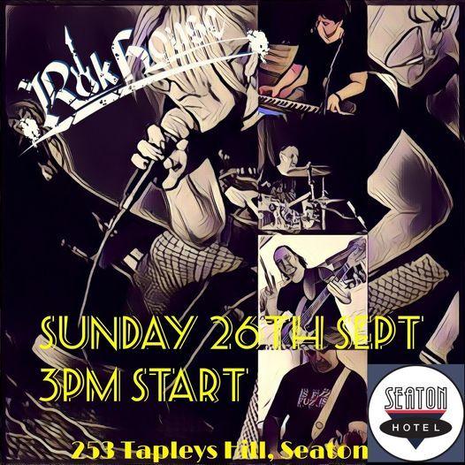 Rokhouse live @ The Seaton