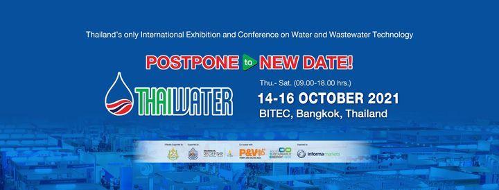 Thai Water Expo 2021