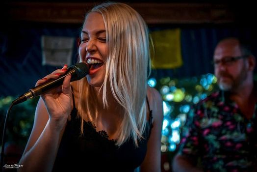Live Music at The Duck - Madz Winter Duo