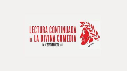 """Lectura Continuada de la """"Divina Comedia"""" [RESERVA TU HORA]"""