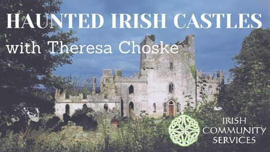 The Haunted Castles of Ireland