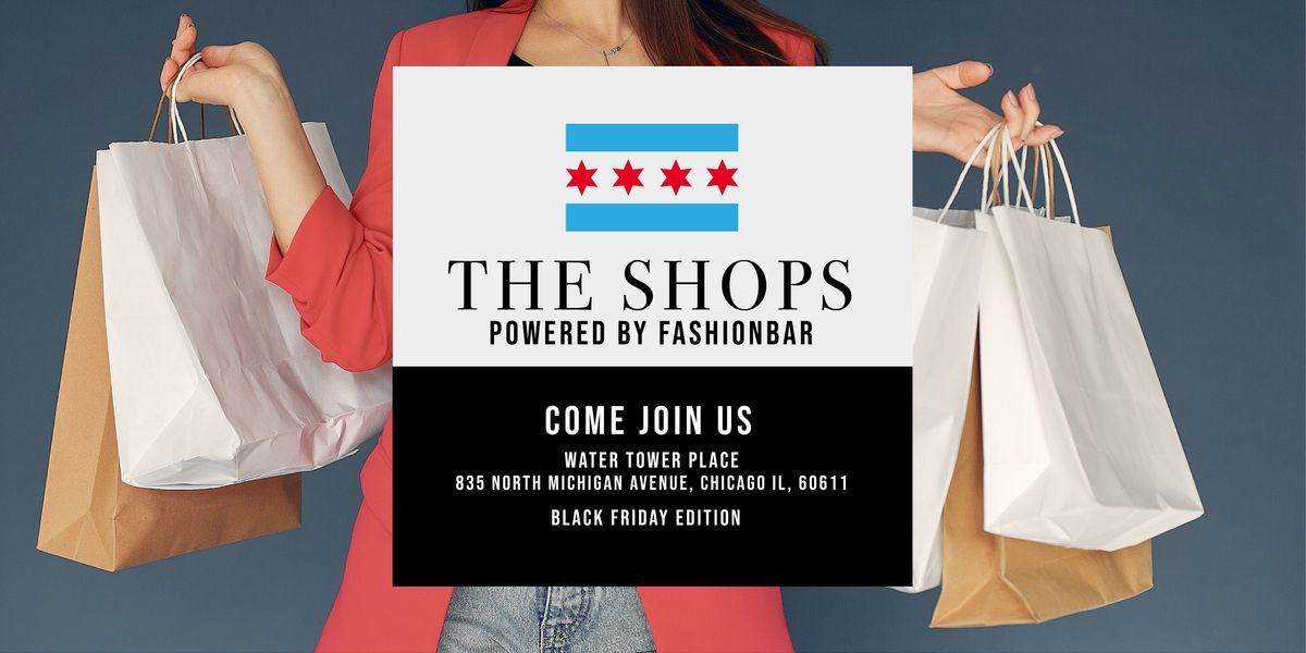 Vend @ The Shops! November 2021 - Thanksgiving\/Black Friday Edition!