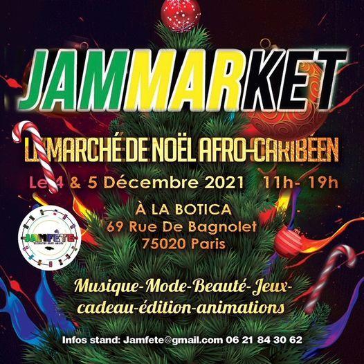 Jam Market Cultural Expo- Le Salon de la Jama\u00efque \u00e0 Paris