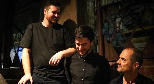 ZARAPITO trio at The Ellington