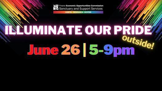 2nd Annual Illuminate Our Pride