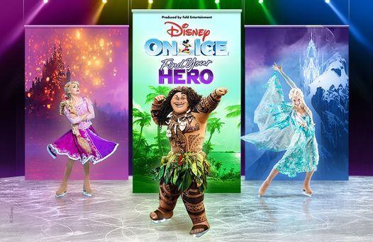 Disney On Ice presents Find Your Hero LIVE at Etihad Arena