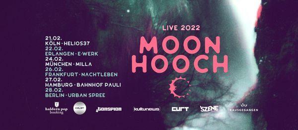 Moon Hooch   Hamburg (2. Neuer Termin)