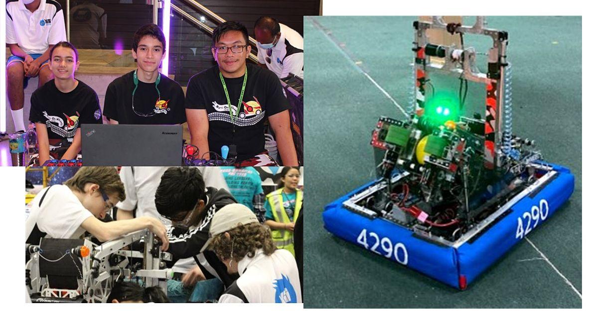 Queen City Robotics Alliance Open House