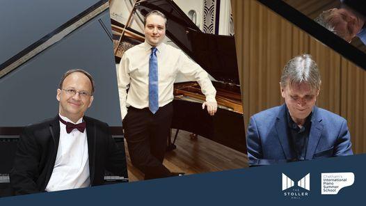 INTERNATIONAL PIANO SERIES \u2013 DAY SEVEN