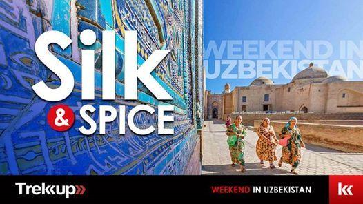 Silk & Spice   Weekend in Uzbekistan