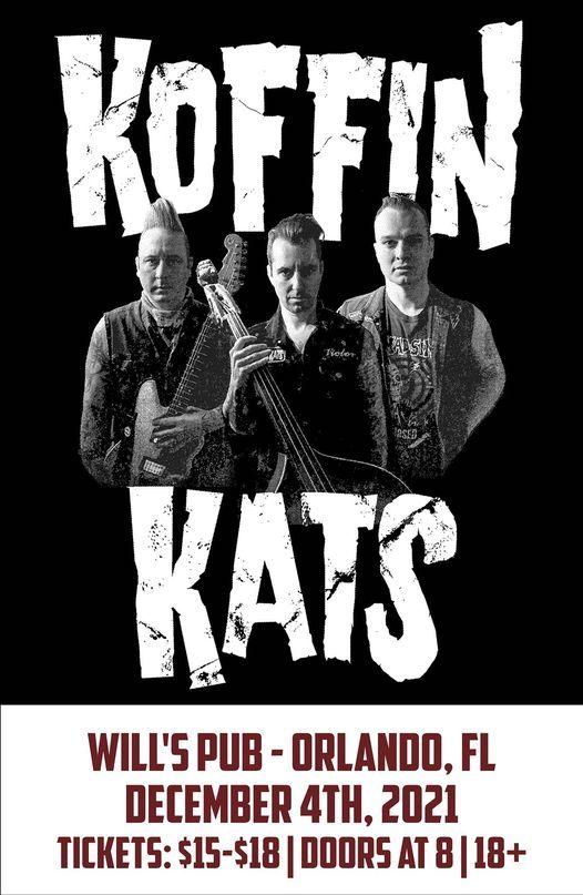 Koffin Kats in Orlando