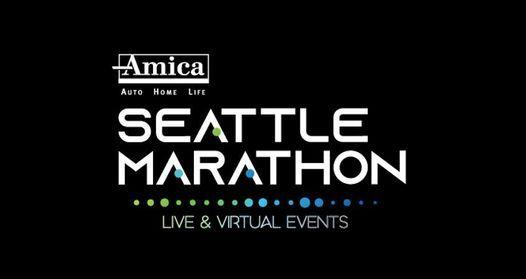 2021 Amica Insurance Seattle Marathon
