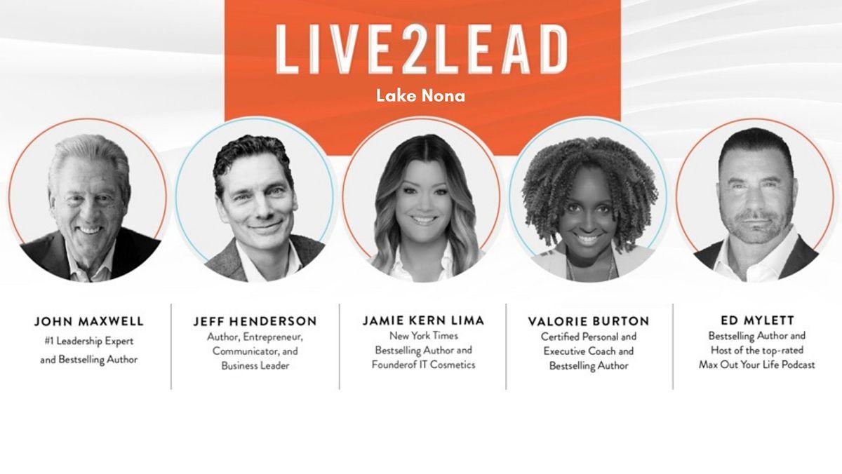 LIVE2LEAD LAKE NONA, FL 2021