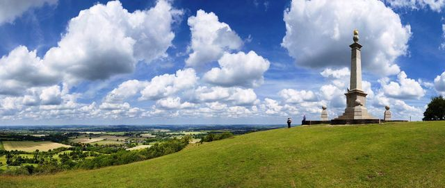 The Ridgeway, lovely views and the Chilterns