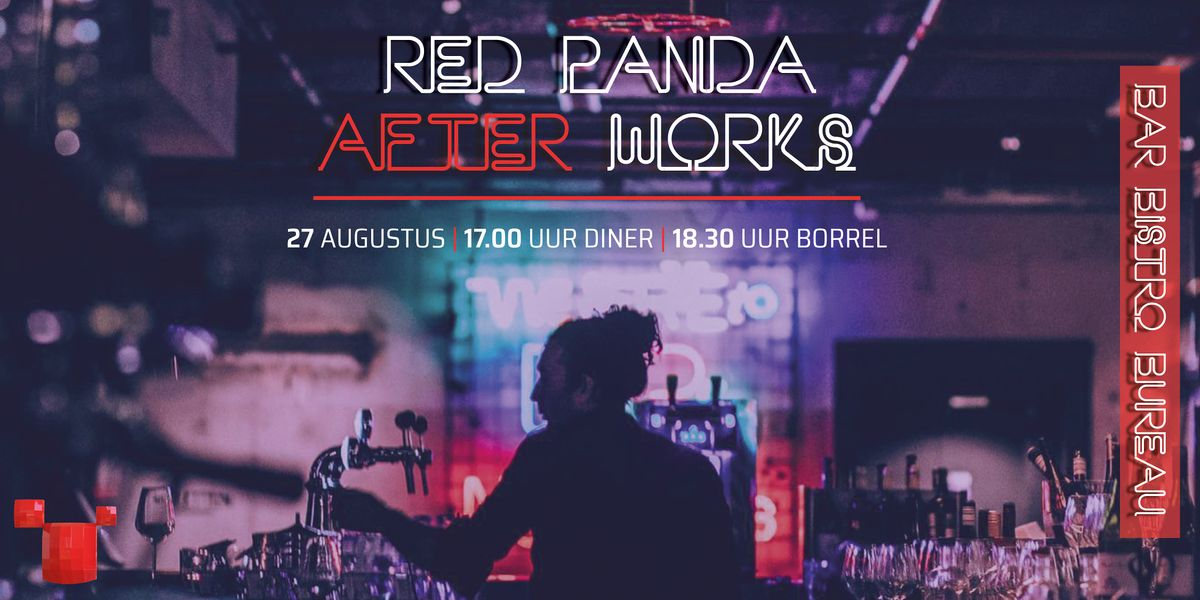 Red Panda After Works