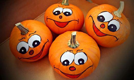 Kids' Halloween Decoration Program