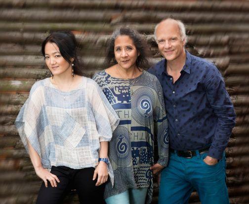 Makiko Hirabayashi Trio \/\/ Nasjonal jazzscene