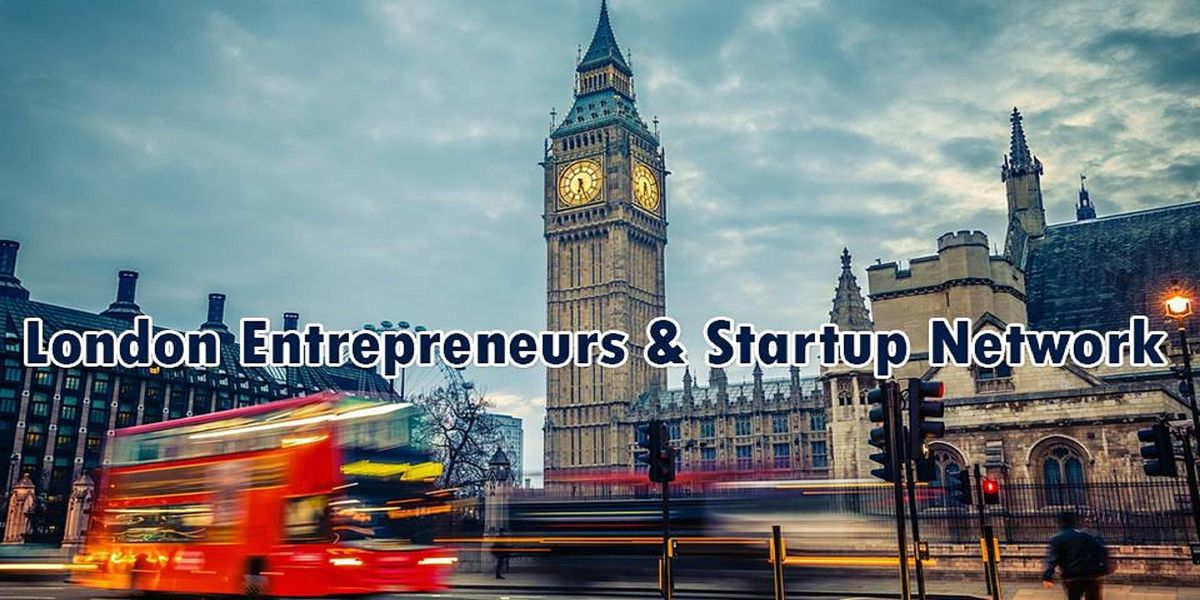 London's Biggest Tech & Entrepreneur Professional Networking Soriee