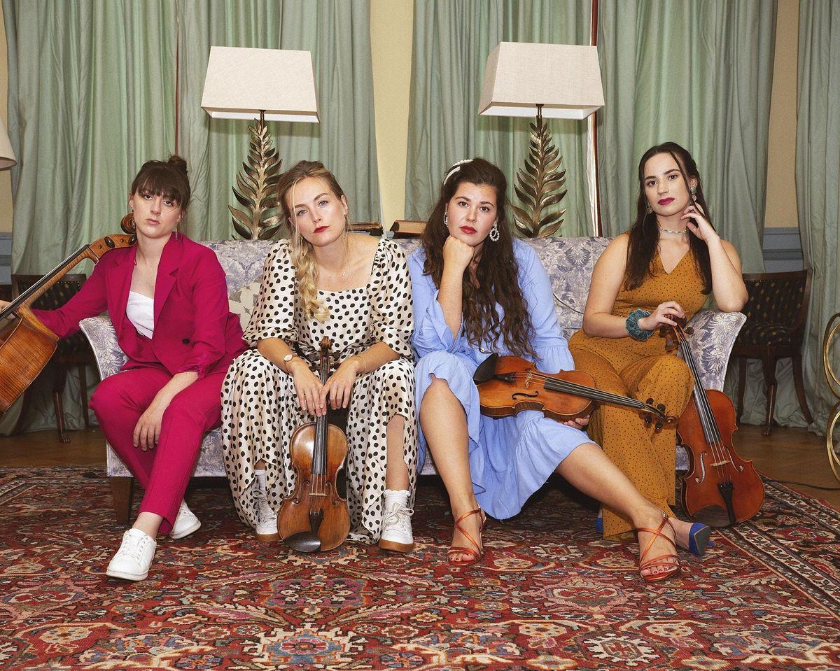 Behn Quartet - Fanny\u2019s Salon