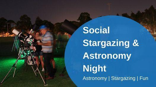 Social Stargazing & Astronomy Night | 5th December