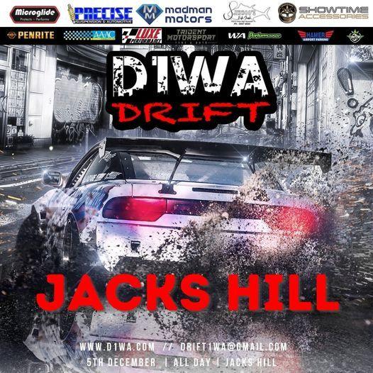 Jacks Hill Practice Day