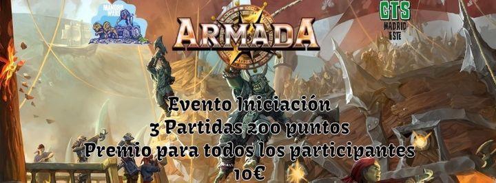 Evento Iniciaci\u00f3n Armada
