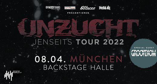 Unzucht in M\u00fcnchen \/\/ Jenseits Tour 2022