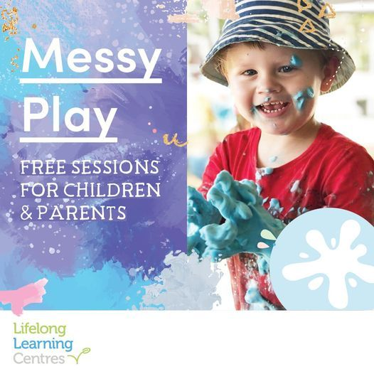 Free Community Event Messy Play Session (Babies to Kindy)