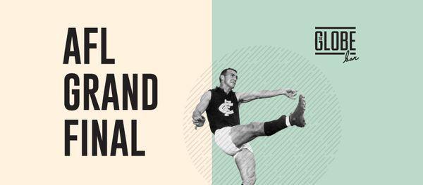 AFL Grand Final Day   The Globe