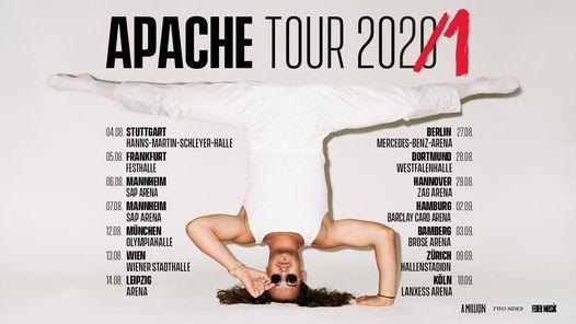 Apache 207 \u2022 M\u00fcnchen \u2022 Olympiastadion