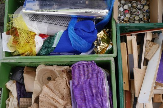 Materialschlacht - Upcycling Workshop