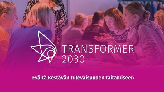Transformer 2030 \u2013 Tulevaisuuden tekij\u00e4t: Kuopio