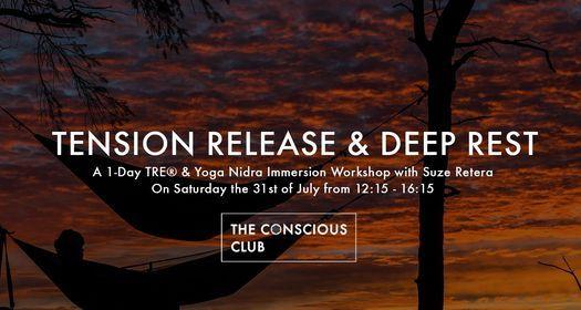 Tension Release & Deep Rest \u0e51 TRE\u00ae & Yoga Nidra Immersion