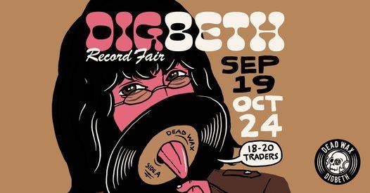Digbeth Record Fair - September