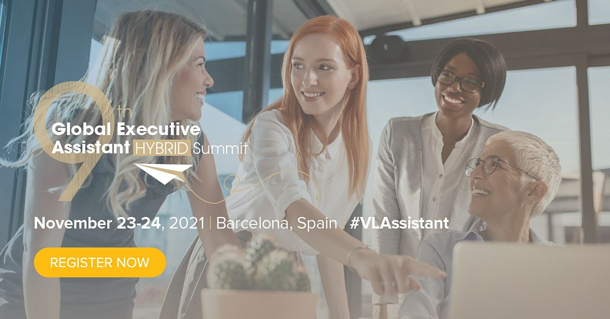 9th Global Executive Assistant Hybrid Summit