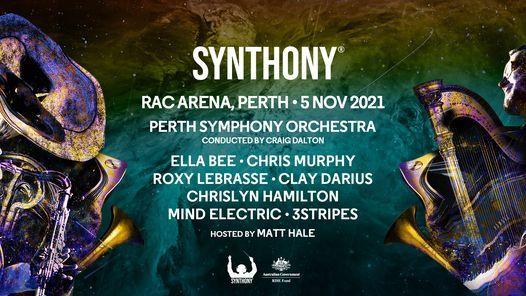 SYNTHONY Perth 2021