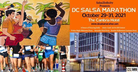 DC Salsa Marathon Hosted by Salsa2Infiinity Mr.Mambo and Stuckonsalsa