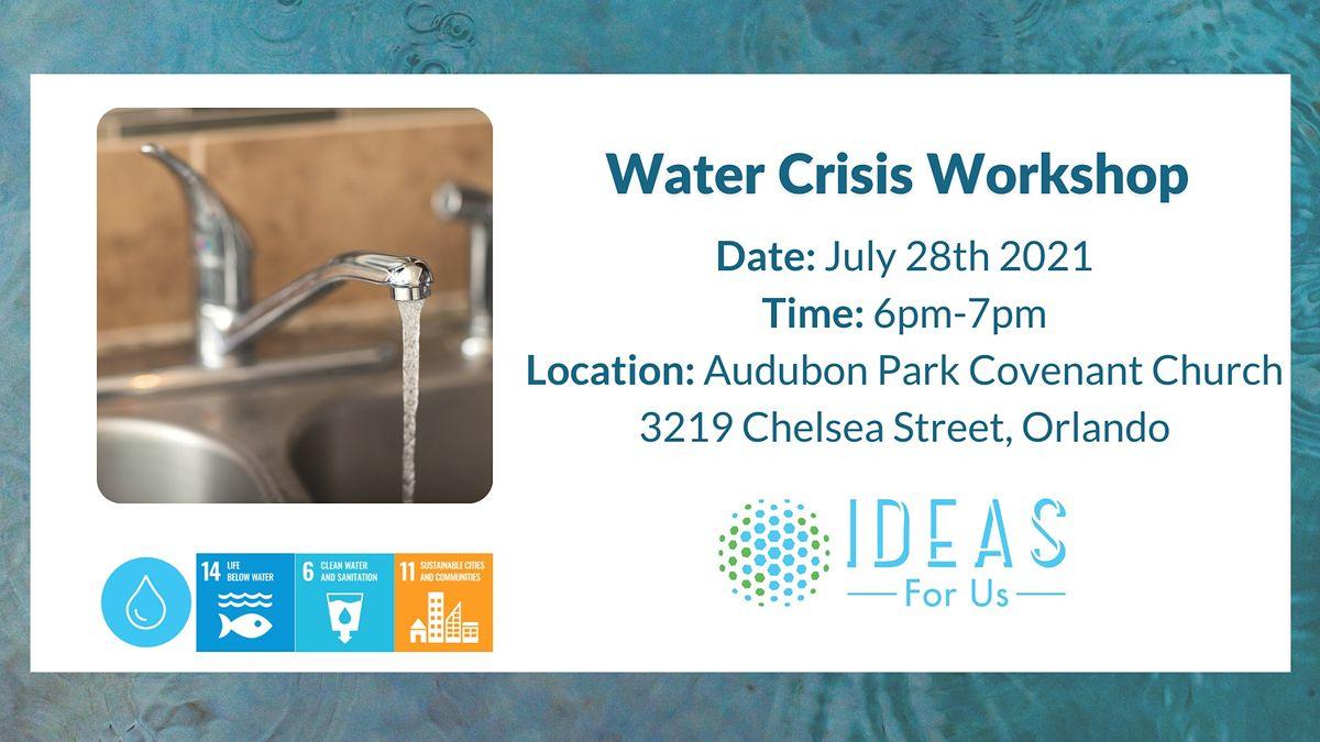 Water Crisis Workshop