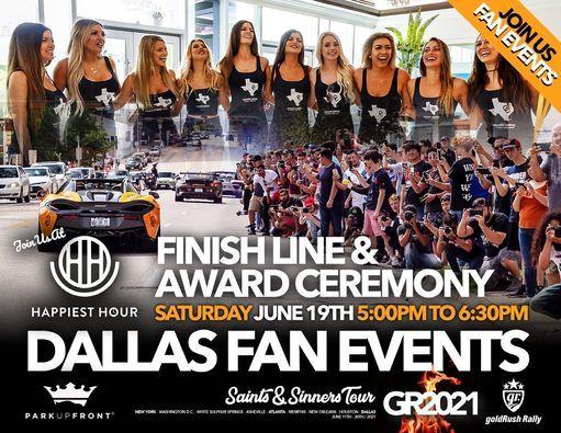 goldRush Rally Fan Experience 8 - Dallas