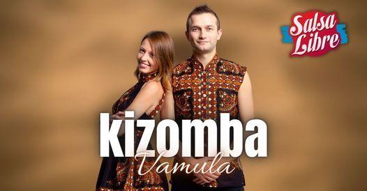 Kizomba P-open crash course - \u0141ukasz & Karolina Vamula 16.10